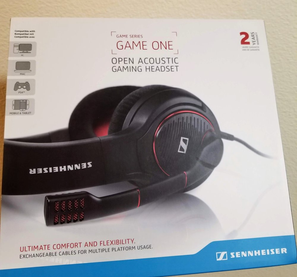 Sennheiser Game One Review — World Bolding 723e6c855381f