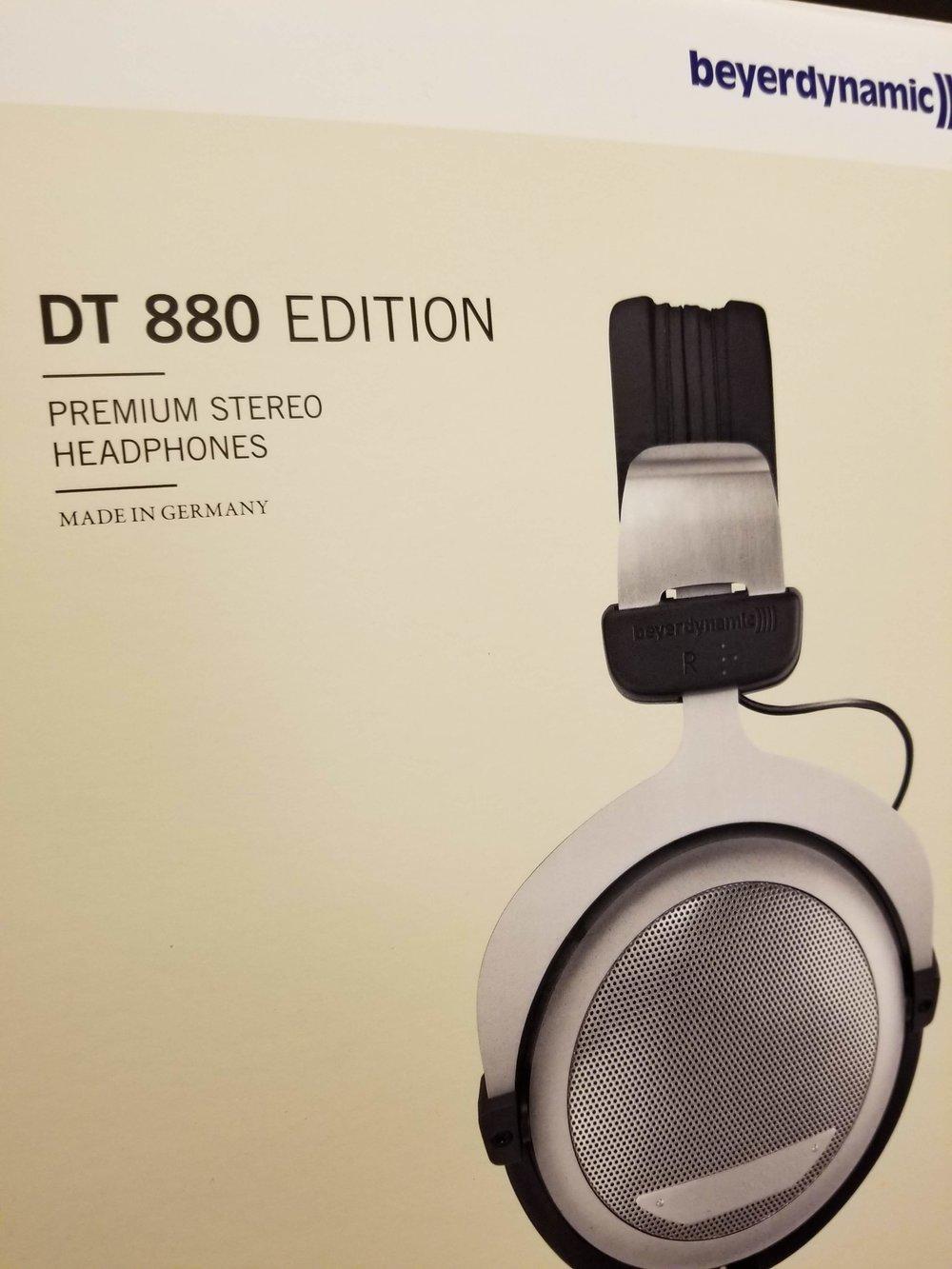 Beyerdynamic DT 880 Edition 600 Ohm Review — World Bolding
