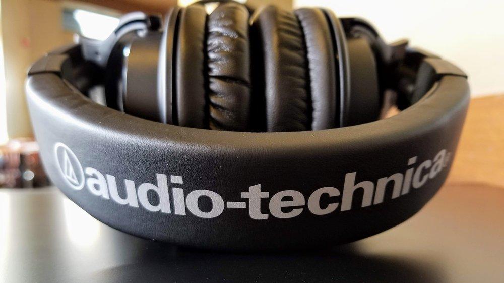 5626b2fdda2 Audio-Technica M40X Studio Headphones Review — World Bolding