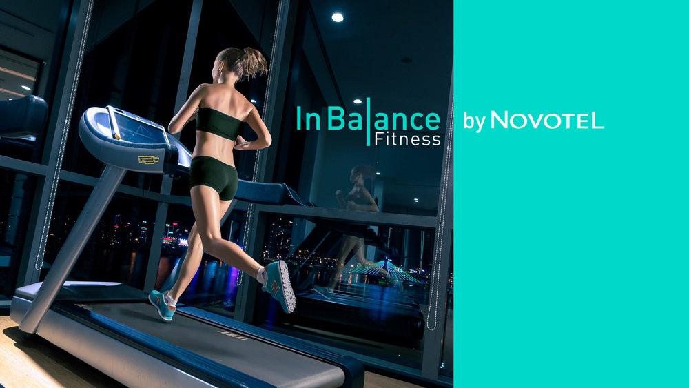 Fitness In Balance for Novotel Danang