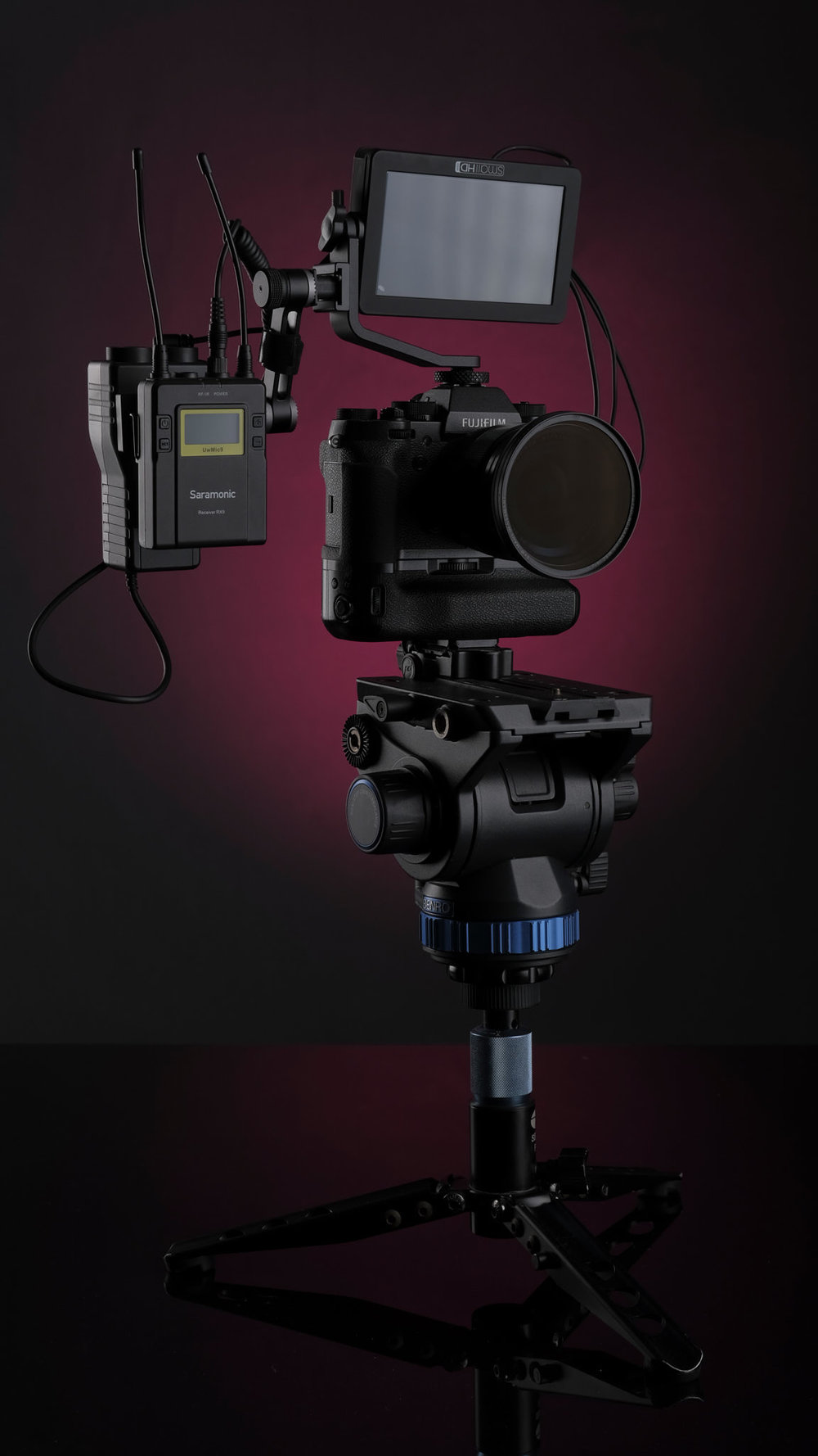 Fujifilm Video Setup