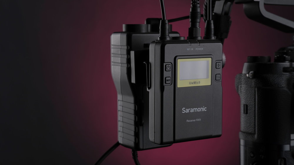 Saramonic UW9 Wireless Receiver