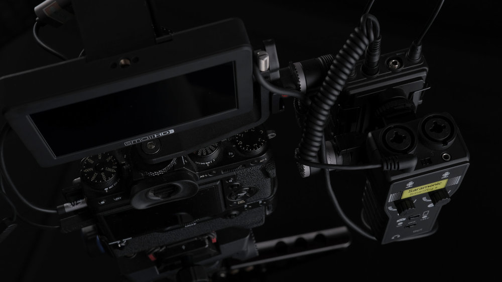 Fujifilm XT2 Sexy Video Rig
