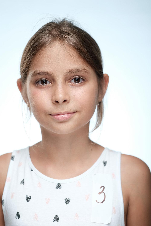 3) Alisa Dolgova