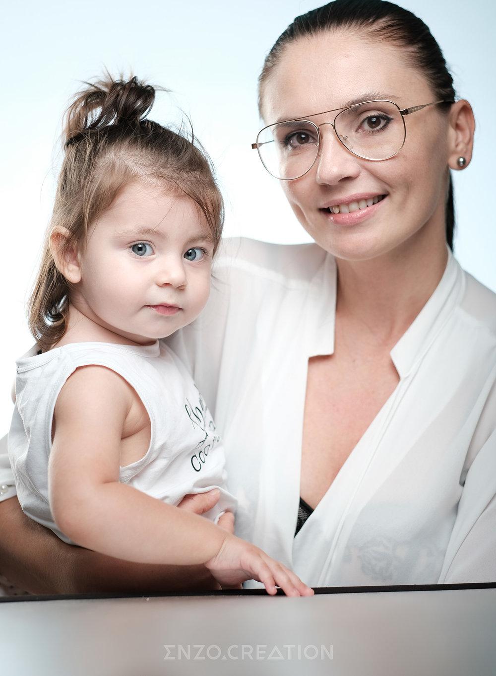 6) Laura Camelia Pascut + Cataleya Alana Santos