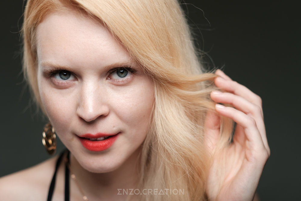 1) Mila Demeshko