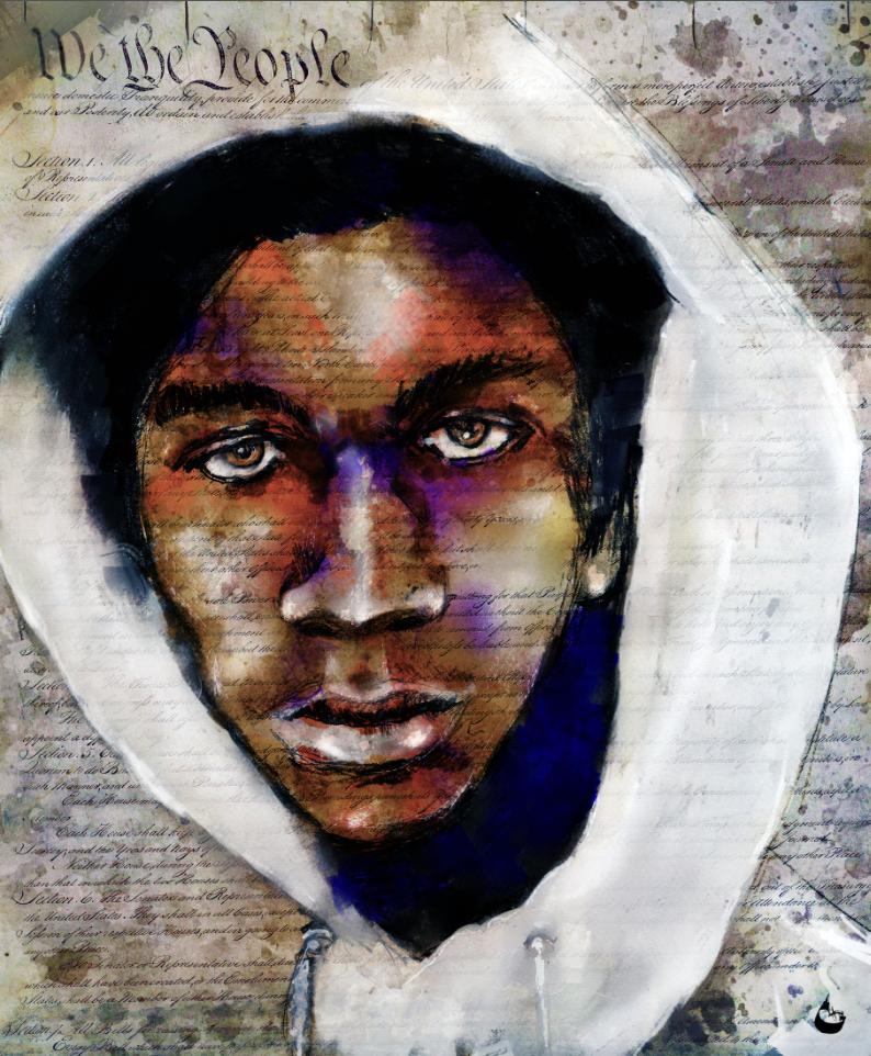 Rest in Love Trayvon Martin