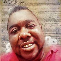 We The People: Alton Sterling © Howard Barry. Used with permission of the artist.