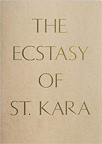 "The Ecstasy of St. Kara: Kara Walker, New Work by Beau Rutaland and Reto Thuring features the essay, ""Assassination by Proxy,"" by Kara Walker on the growing litany of killings by police."