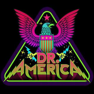 - Dr. America is a house team that performs every month at The Pack Theater in Los Angeles.  Their sketches are unpredictable, topical, gut busting romps into the absurd and salacious.