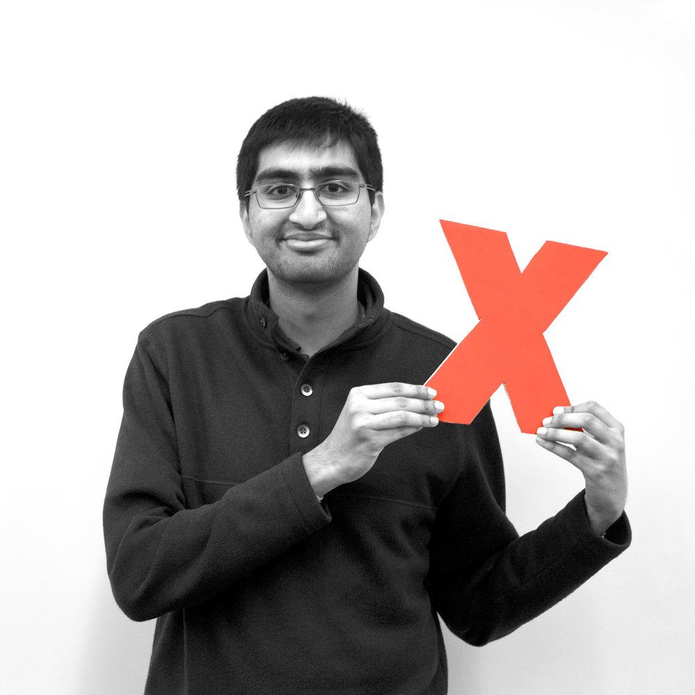 Arvind Suresh - Lead Organizer, Licensee