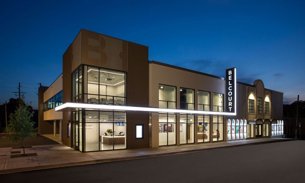 the belcourt theatre - LEARN MORE