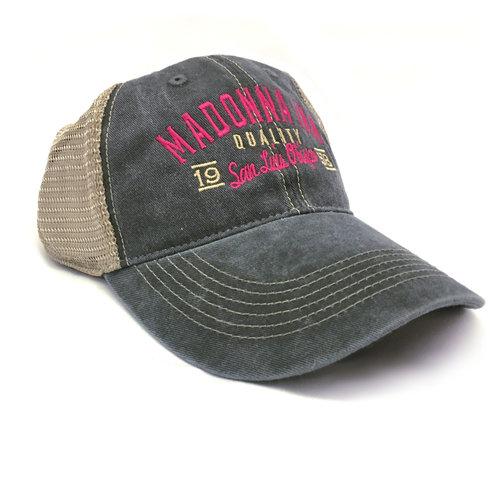 9d2175f65e2 Vintage Wash Trucker Hat — MADONNA INN ONLINE STORE