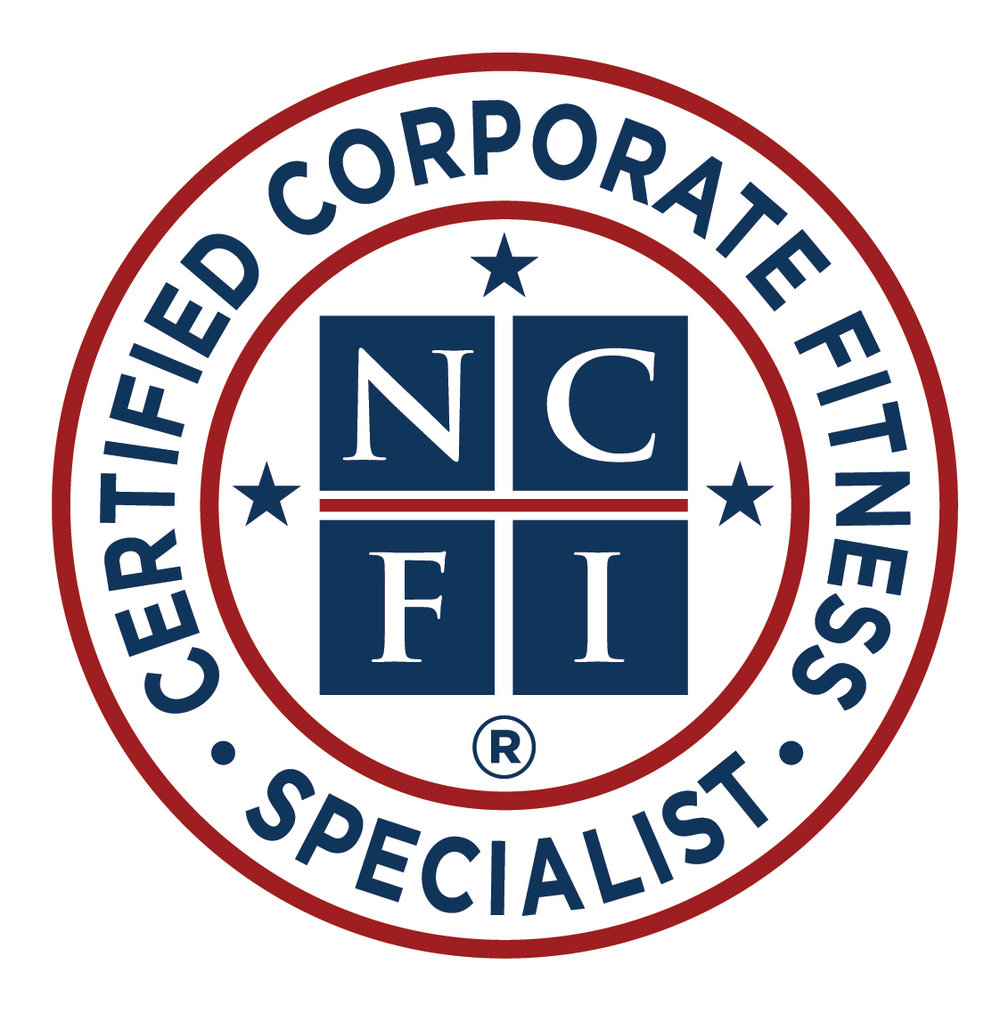 Certified Corporate Fitness Specialist Seal
