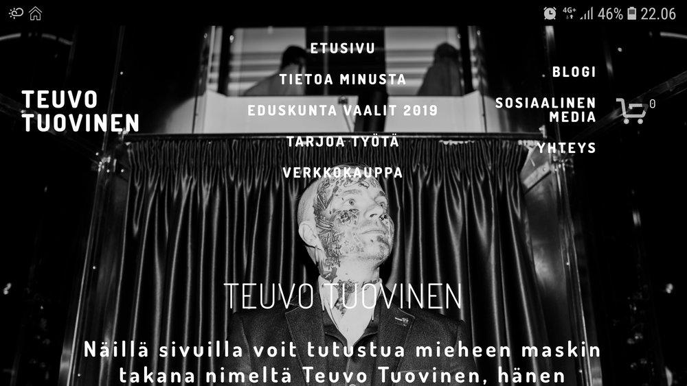 teuvotuovinen.com