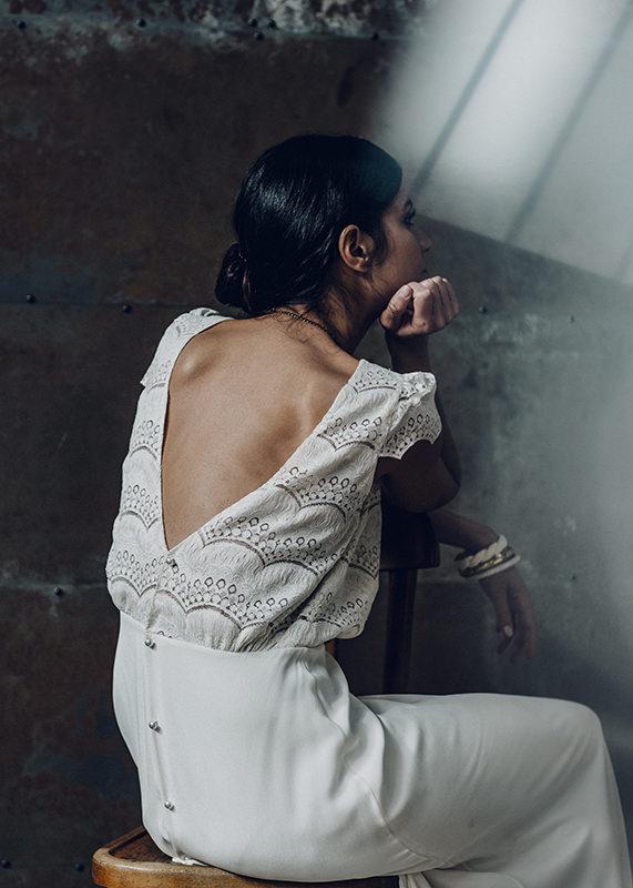 Laure de Sagazan Verlaine Dress