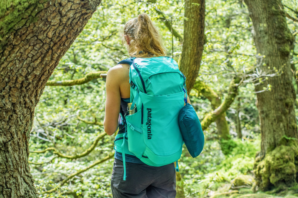 Photo by Phil Sproson - The Patagonia 26l Nine Trails backpack