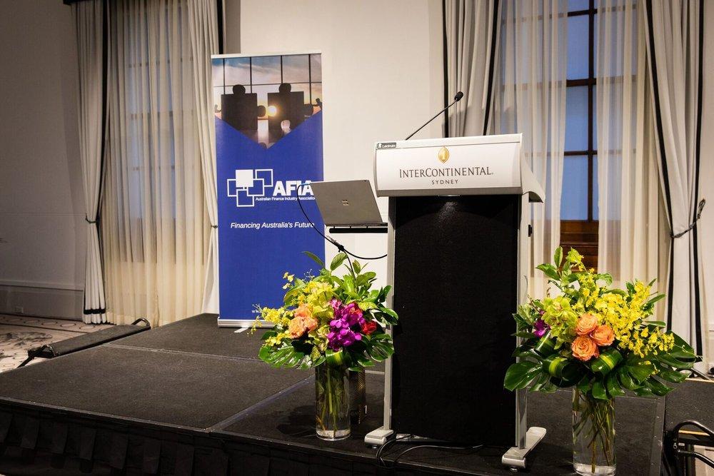 The Australian Finance Industry Association