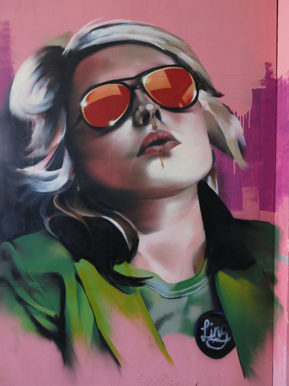 Blondie by Ling