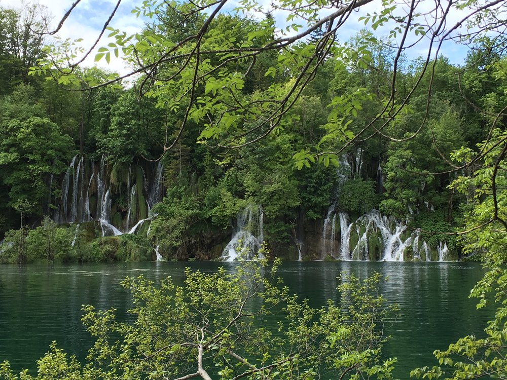 Plitvice Lakes- Jezera, Croatia