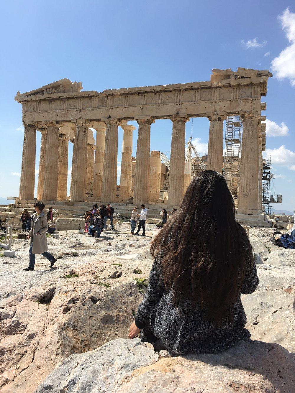 Parthenon- Athens, Greece
