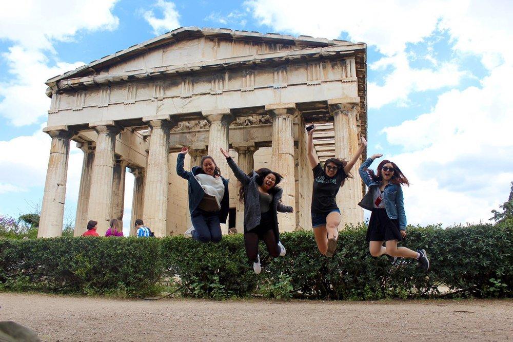Acropolis- Athens, Greece