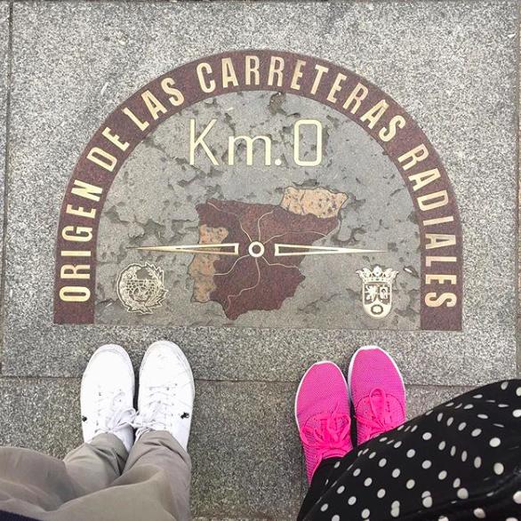 Kilometro 0 [Madrid, Spain]