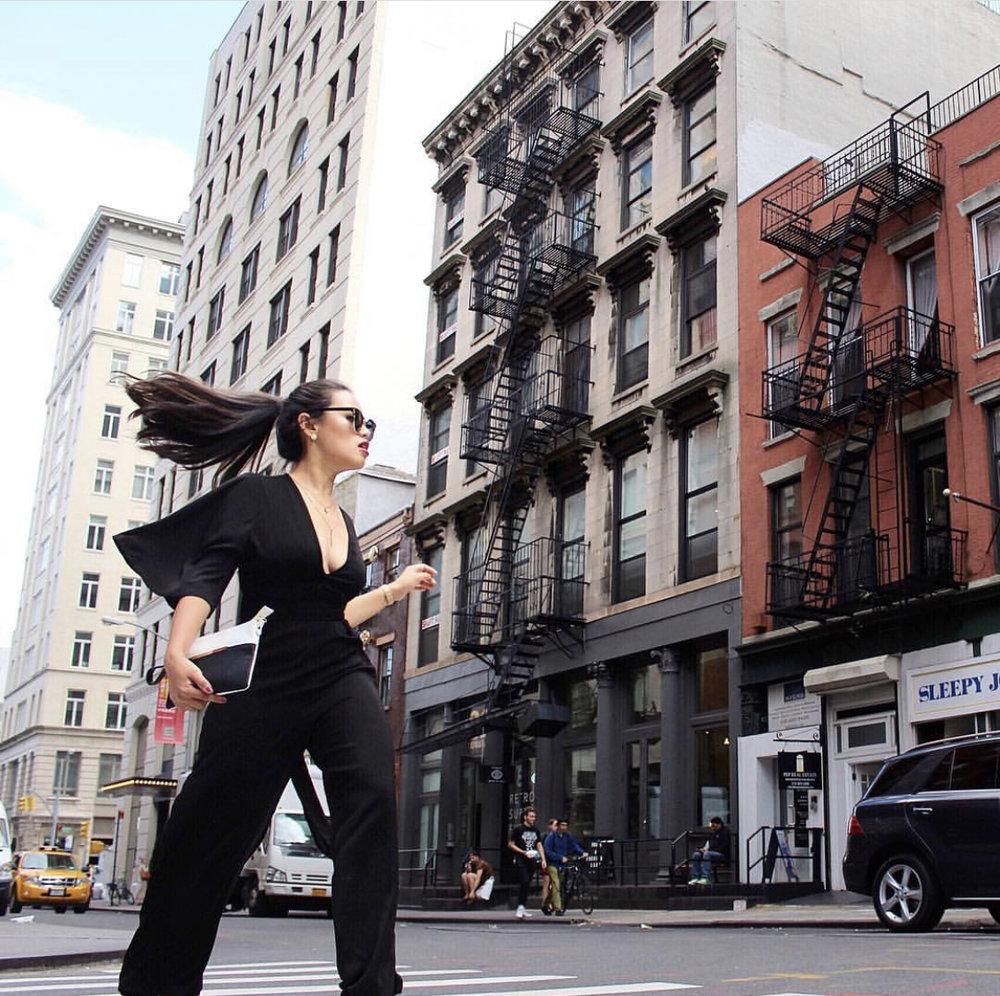Those infamous photogenic SoHo streets