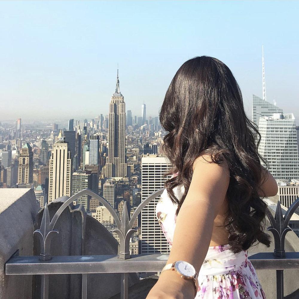 Best view in Midtown!   Top of the Rock