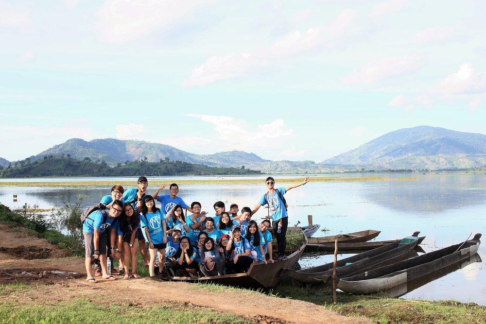 A trip across Vietnam with IM Venture (tinyurl.com/imventure)