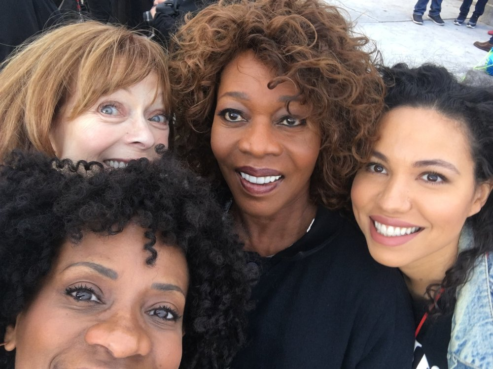 Frances Fisher, Alfre Woodard, Jurnee Bell, Elisa Perry