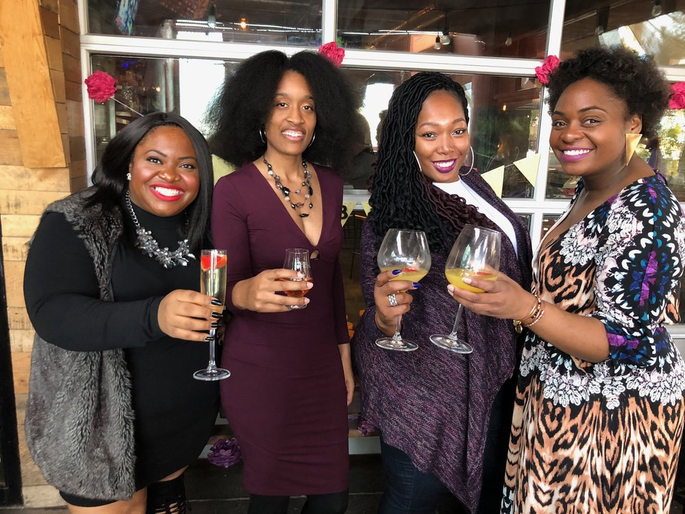 Gaybrielle LeAnn Gant (Creator), Deanna S Reid (Marketing/Lead Photographer), Tati, Keoina