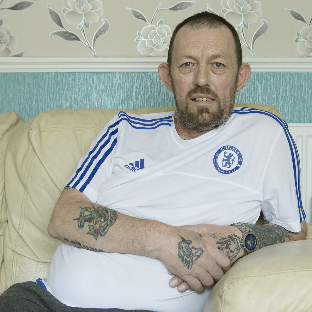 Transplant and Life, Shaine, Portsmouth 2017  -