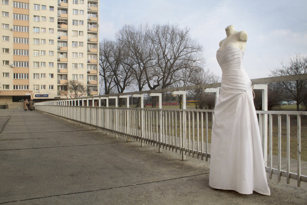 Wedding Dress, Praga, Warsaw 2016 -