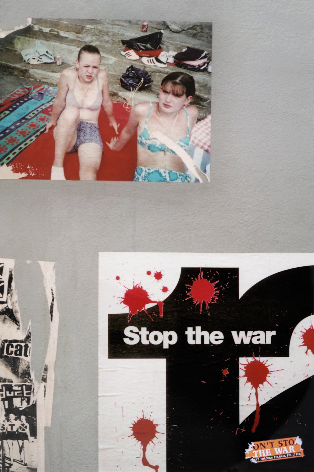 Stop The War, London 2005 -