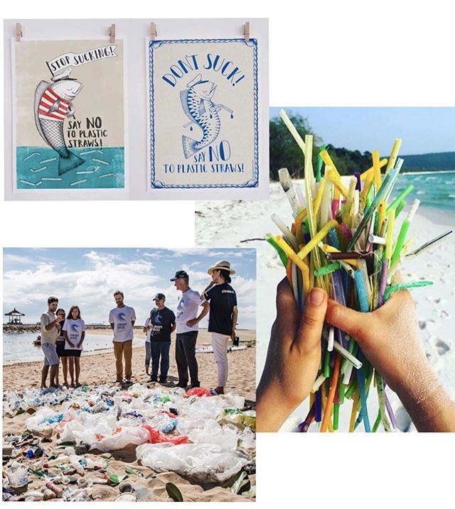 Check out how @lonelywhale is making waves in saving the oceans! Full post on the site now :) #stopsucking #lonelywhale #cleanoceans #noplastic  Photos courtesy of @lonelywhale