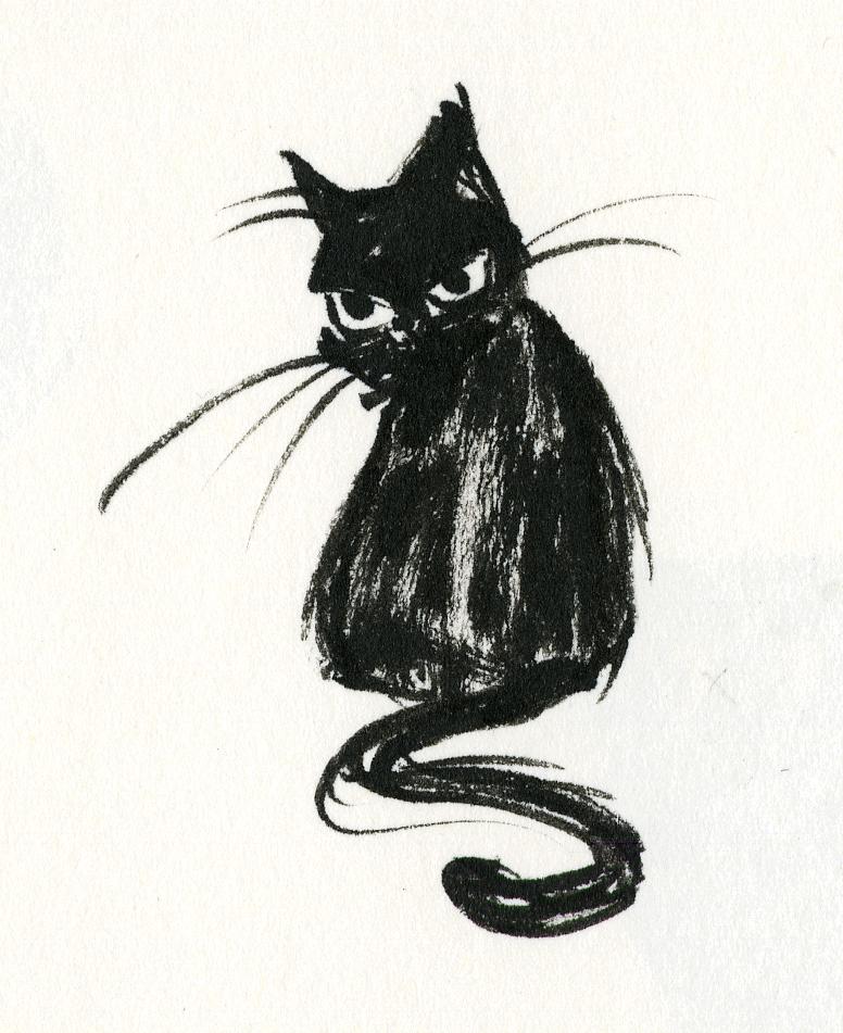 - Eine Gruppenausstellung zum Thema Katzen