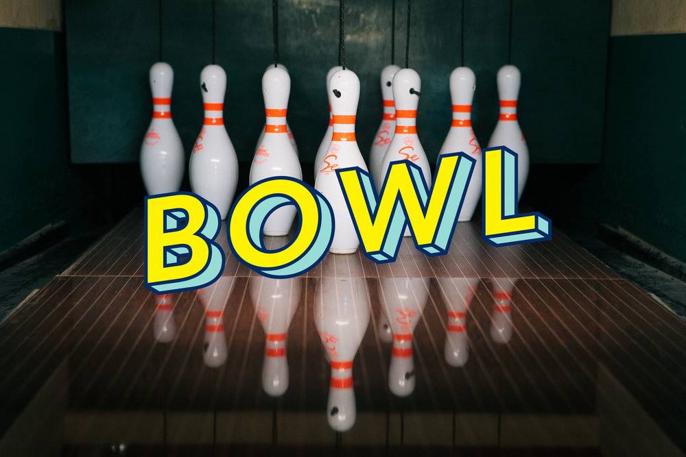 BOWL / £25 per hour   Larger groups can hire our lanes by the hour. Minimum four lanes or £100. Off-peak only.    Book Now.
