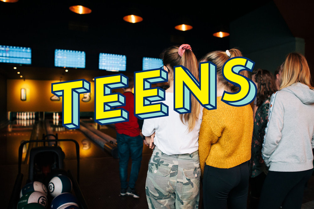 TEEN PARTY / £20pp   A game of bowling, Main Dish & Mocktail/Milkshake.    Click here   to view our menu.    Book Now.