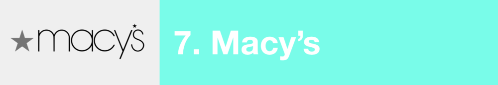 Macy's, Inc. is one of the America's premier retailers With approximately 140,000 employees, the company operates more than 700 department stores under the nameplates Macy's and Bloomingdale's.