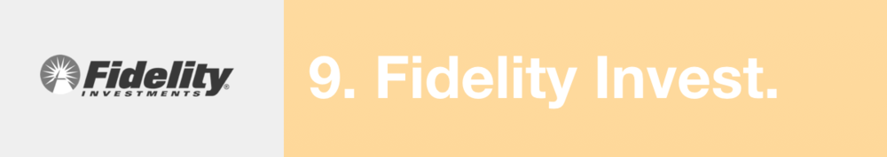 Fidelity Investments operates a brokerage firm, manages a large family of mutual funds, provides fund distribution and investmentadvice, retirement services, wealth management, securities execution etc.