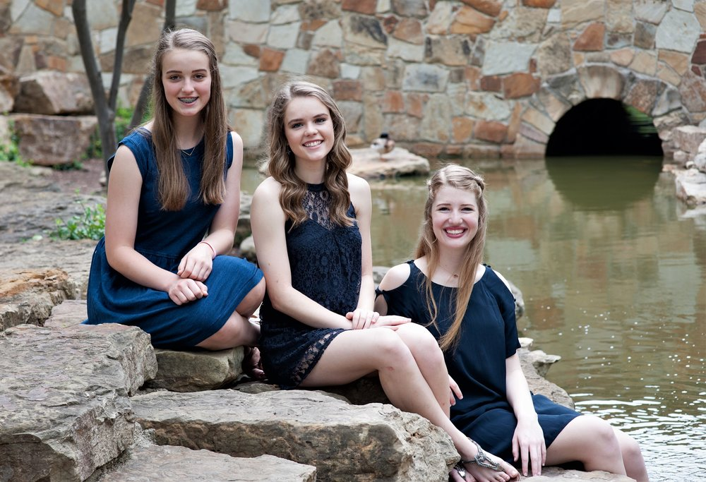 CHAPLAINS:    Kara Coughran    /    Ella Deroussel   /   Hope Fortner