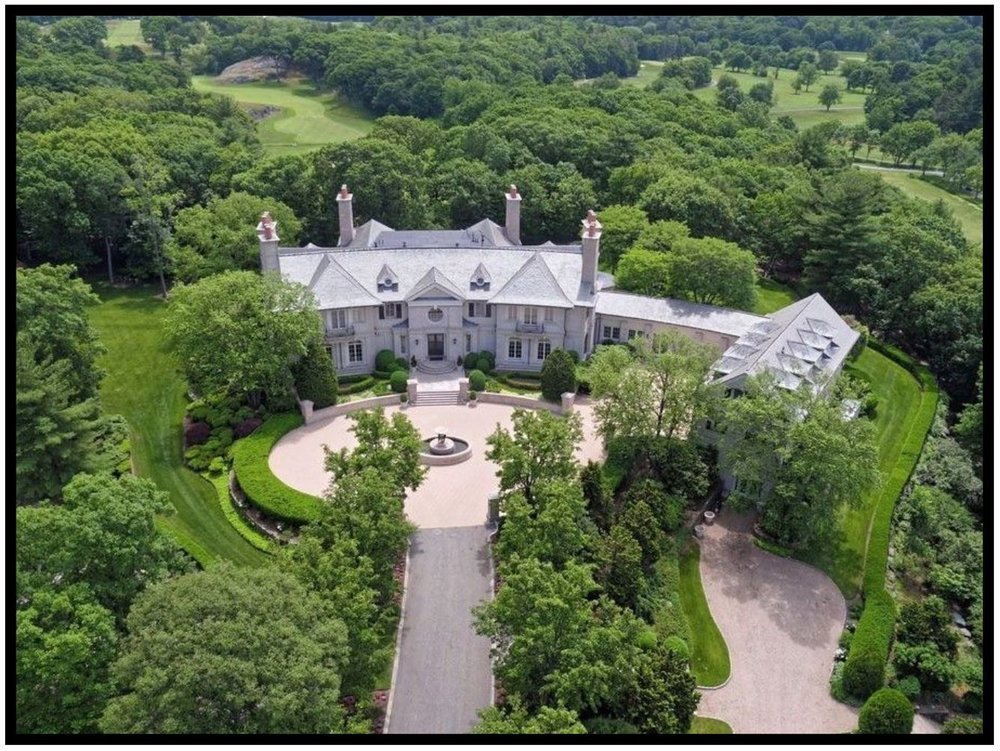 150 Woodland Rd. Brookline - $69,000,000
