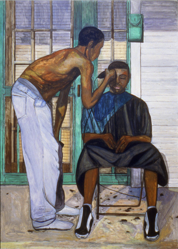 The Haircut, 1999
