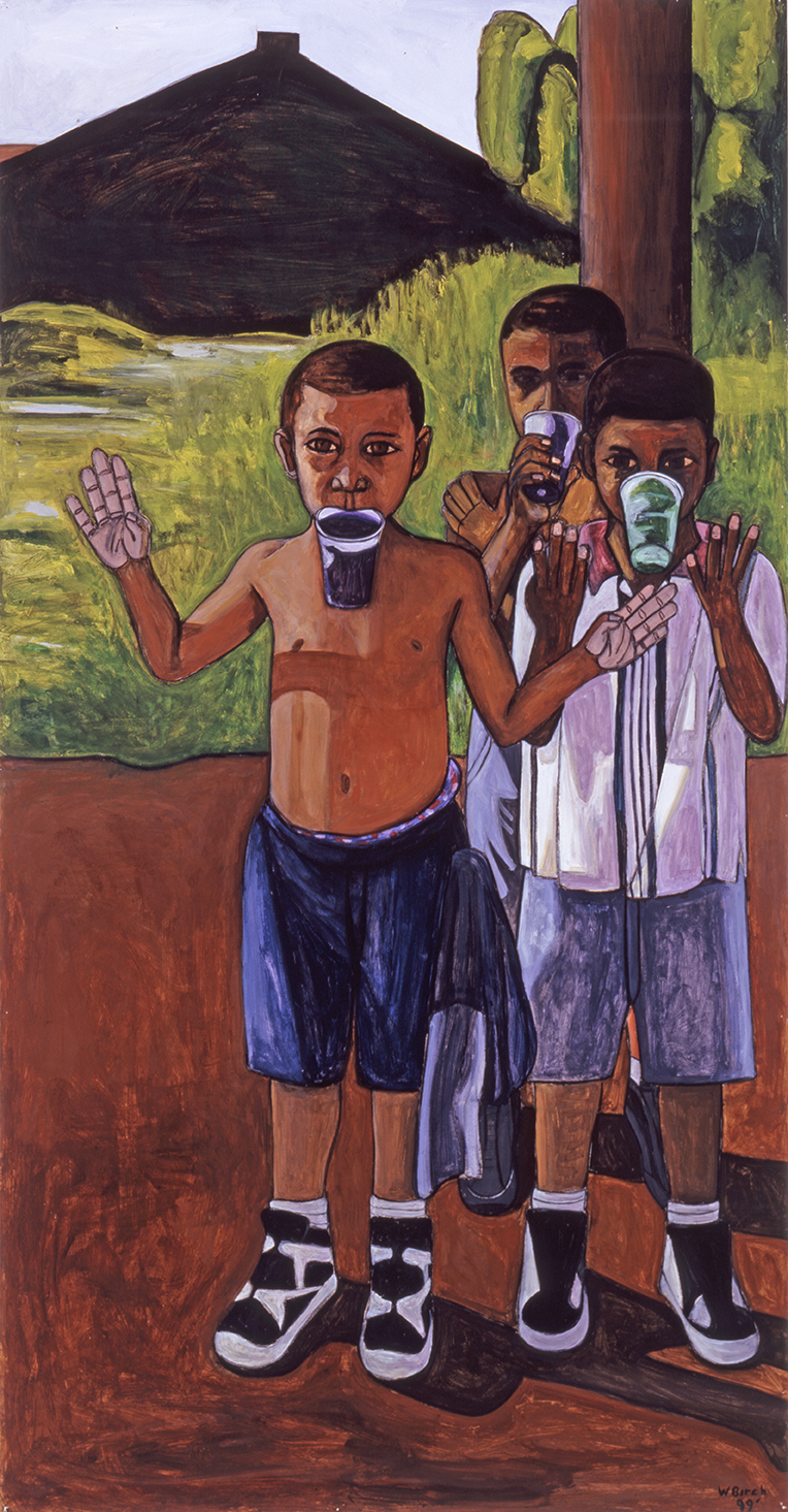 Summertime  (Three Boys), 1999