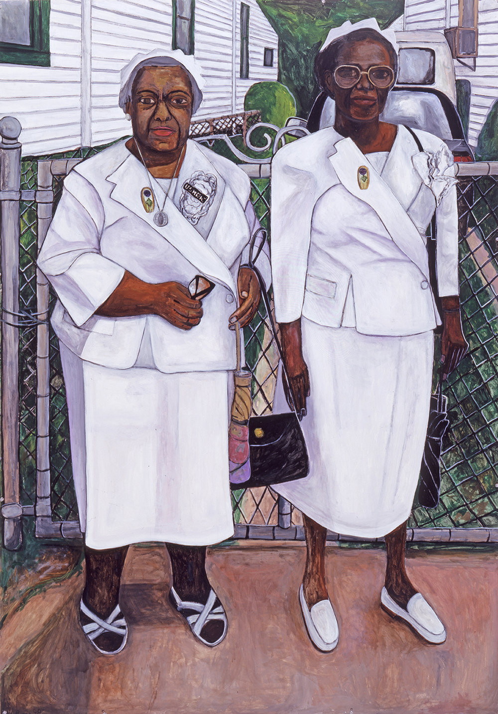 Two Marys, 1998