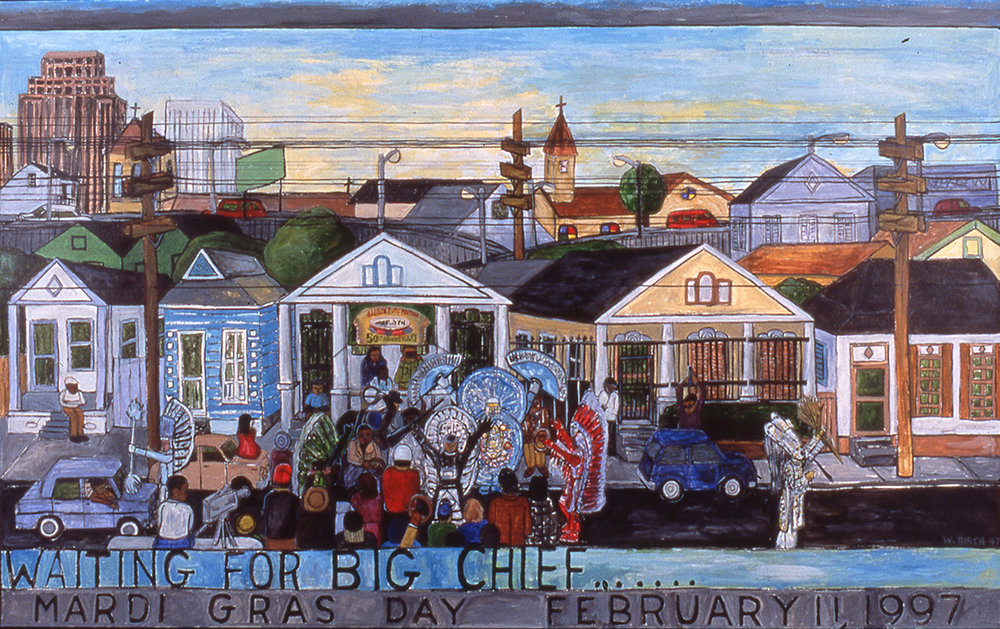 Waiting for Big Chief, 1997