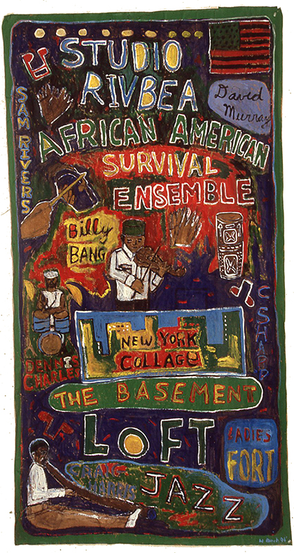 African American  Survival Ensemble, 1994