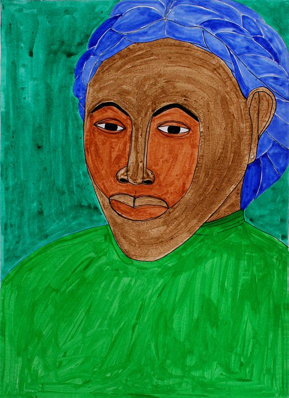 Portrait # 4, 1982