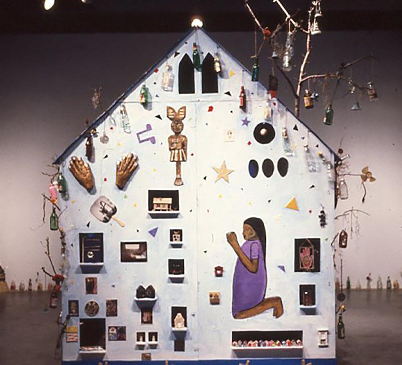Spirit House, 1993